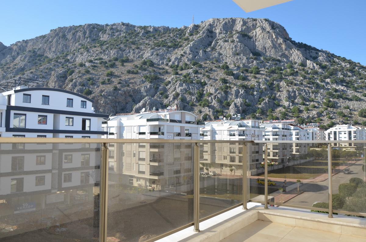 Zumrut Residence (2+1) — Продажа апартаментов без мебели в Анталии, дом газифицирован