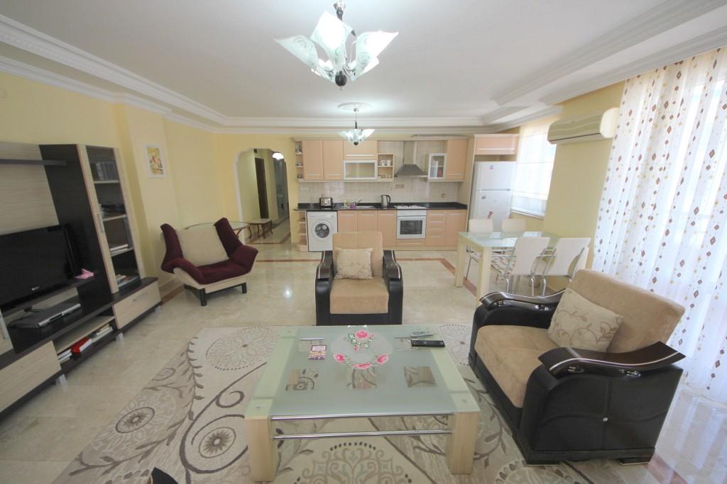 Prestij Residence (2+1) — Продажа со СКИДКОЙ квартиры с мебелью в Турции, Аланья (Махмутлар)