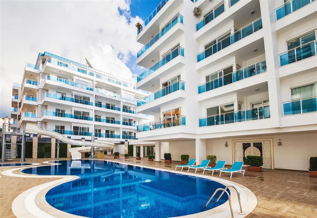 Elite Life 4 (2+1) — Продажа трехкомнатной квартиры в Авсаллар (Аланья)