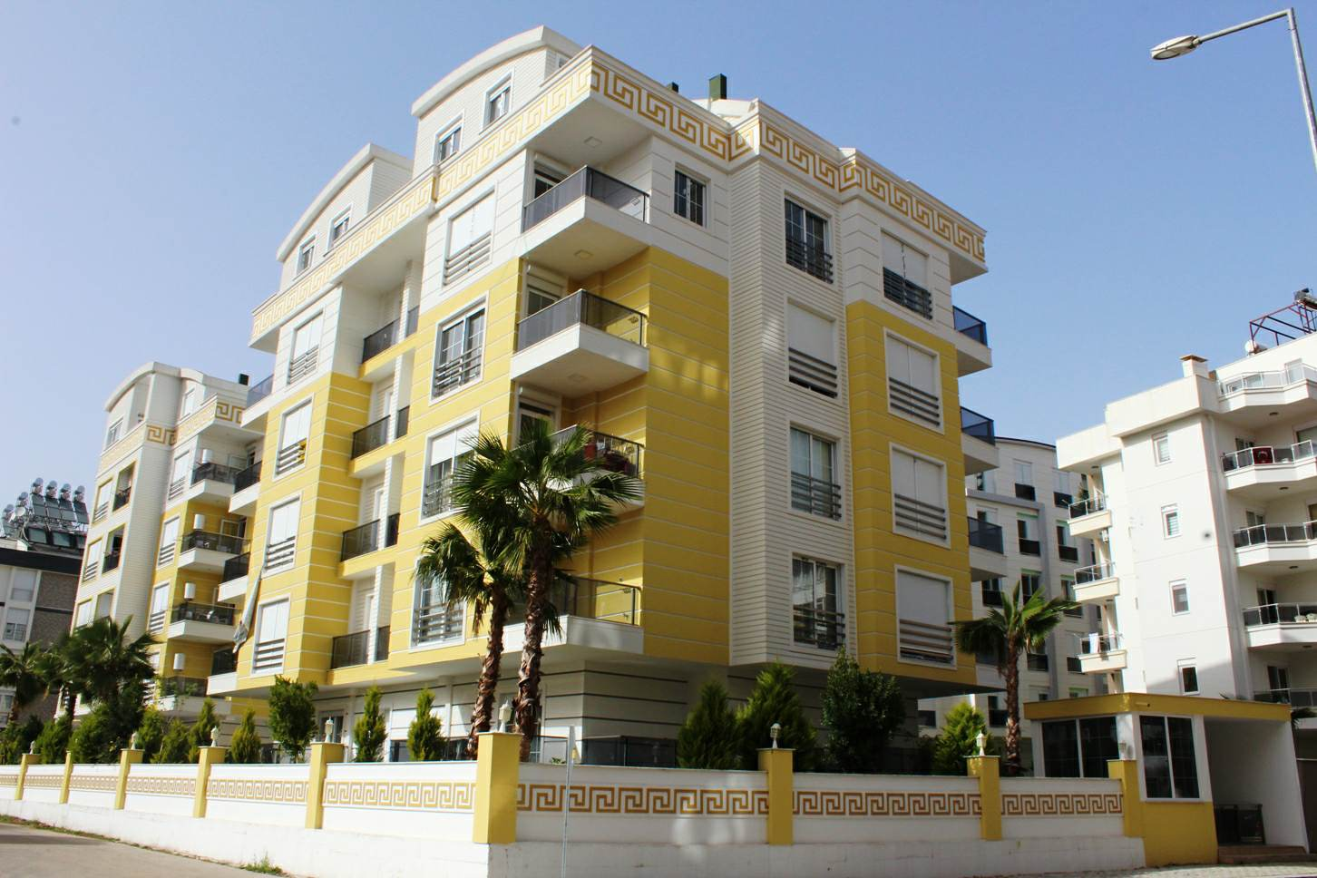 Konyaalti Residence (2+1 дуплекс) — Двухуровневая квартира в Анталии НЕДОРОГО (Хурма)