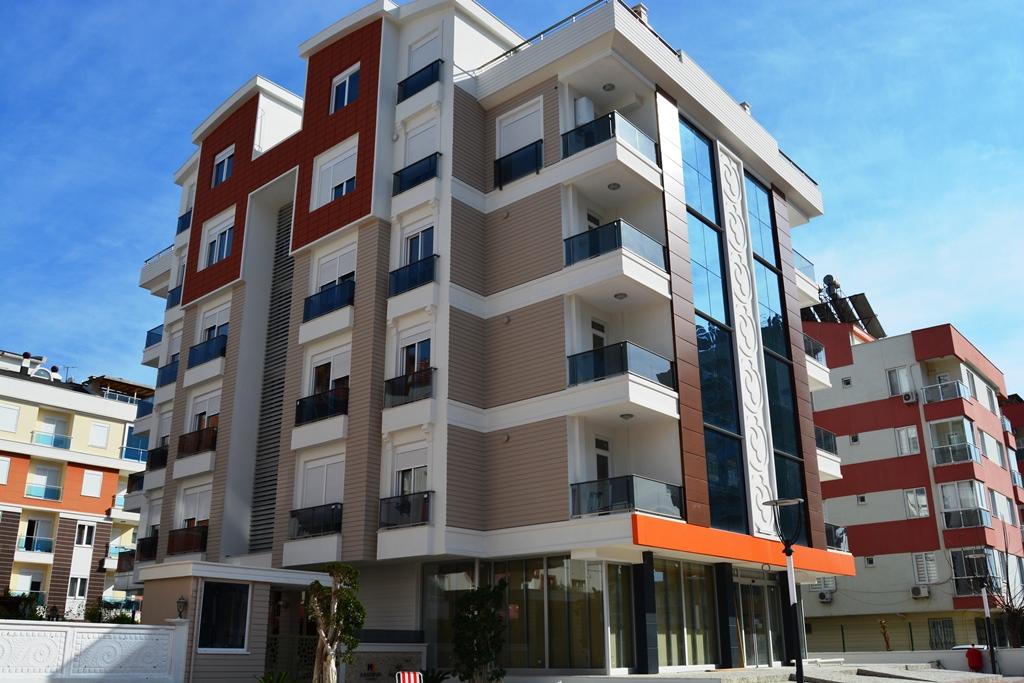 Marina Residence (2+1) — квартира в Анталии (Лиман)