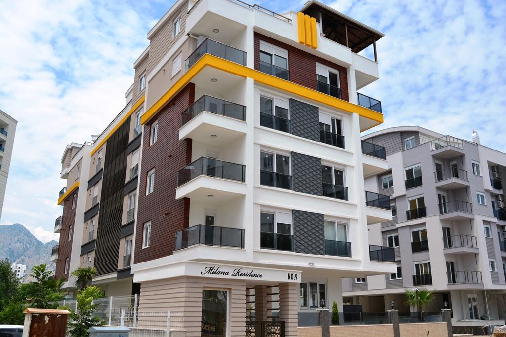Новая квартира 2+1 в Анталии — Milana Residence (Лиман / Коньяалты)