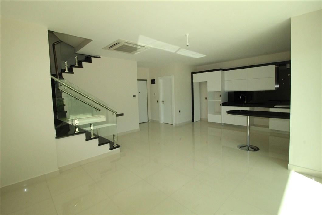 Konak Seaside Resort (2+1) дуплекс — Продается трехкомнатная квартира в Аланье (Каргыджак)