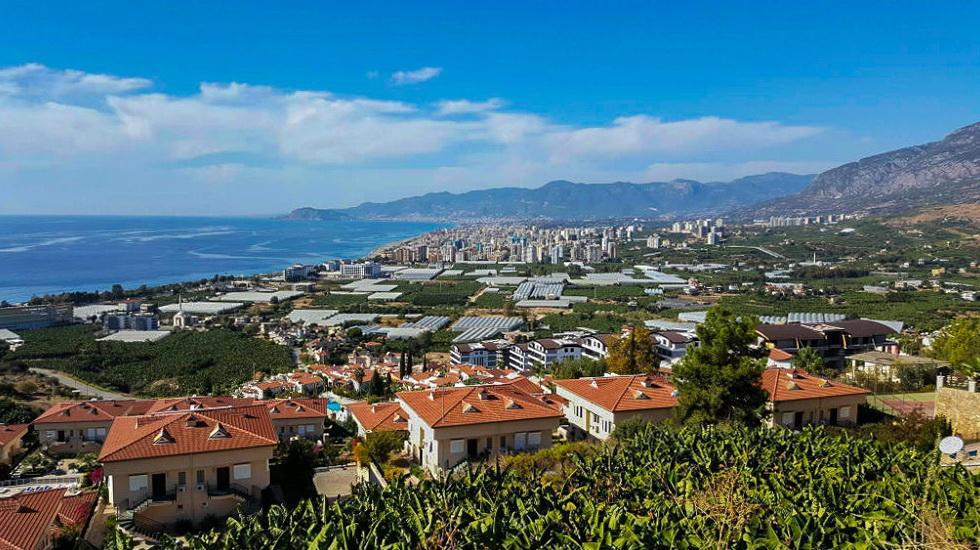 Villa Kargicak Alanya