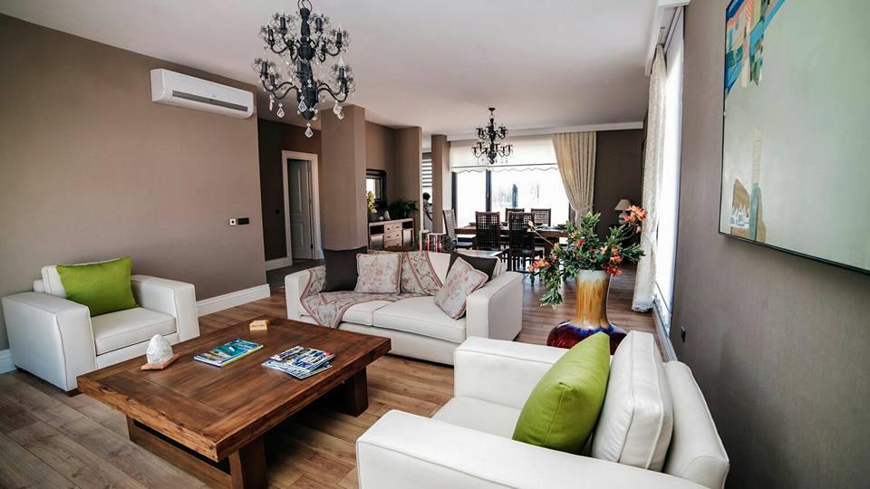 Продажа вилл типа Modern в Анталии — Villa Palm City Modern (3+1)