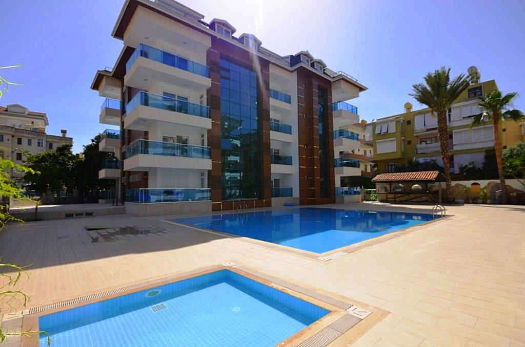 Best Home 10 (1+1) аренда квартиры в Клеопатра, Аланья АПАРТЫ анлания - sale, фото 1