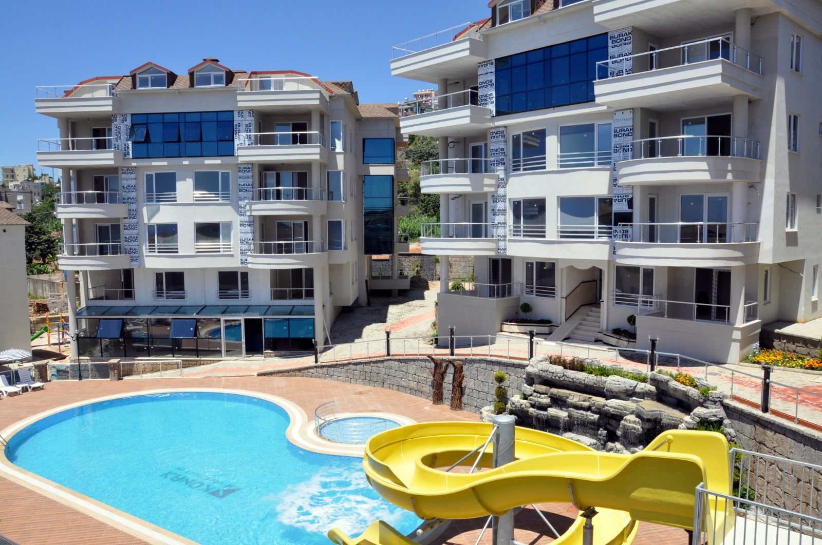Blue Bay Residence — Новый комплекс от застройщика в Аланье