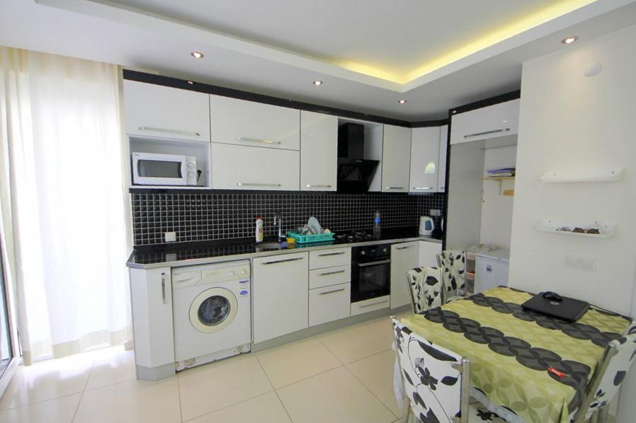 Ikon Residence (1+0) — Продажа квартиры СТУДИО с техникой и мебелью в Аланье