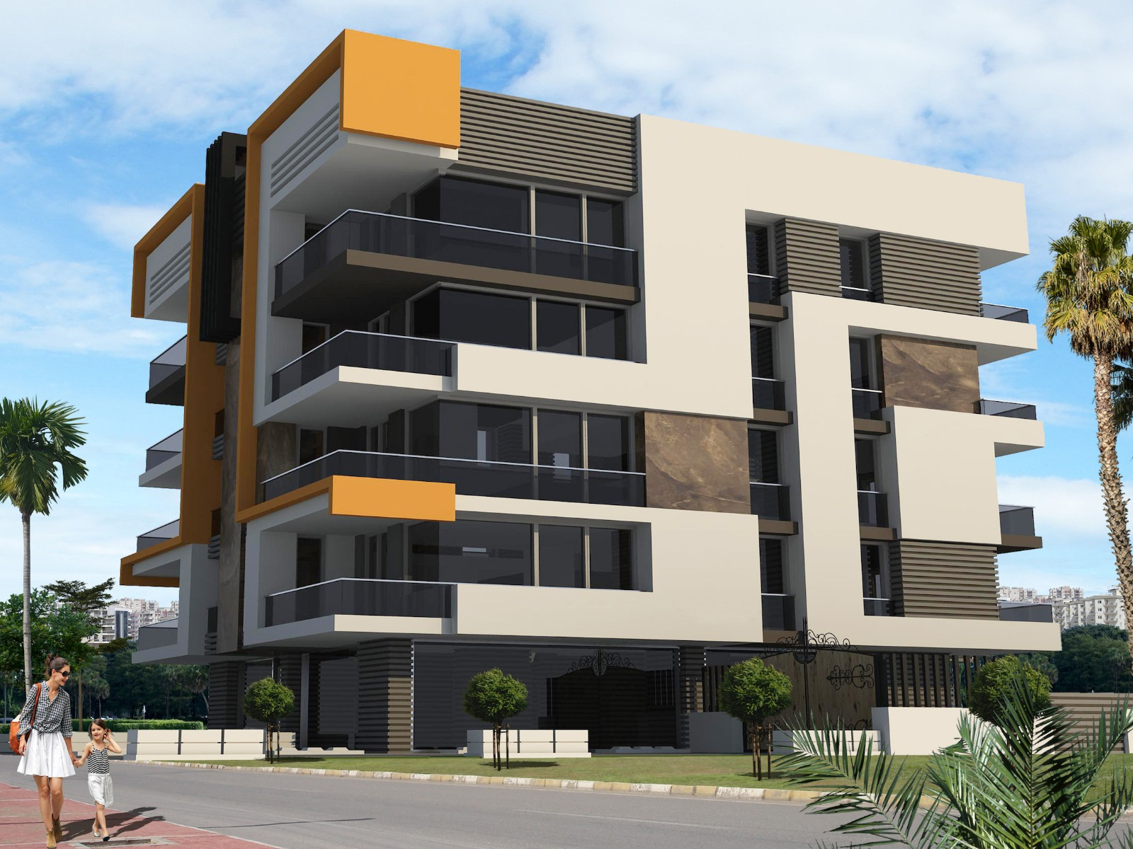 Yali Residence (3+1) — Продается ПОСЛЕДНЯЯ КВАРТИРА в доме в 150м от пляжа в Коньяалты (Анталия)