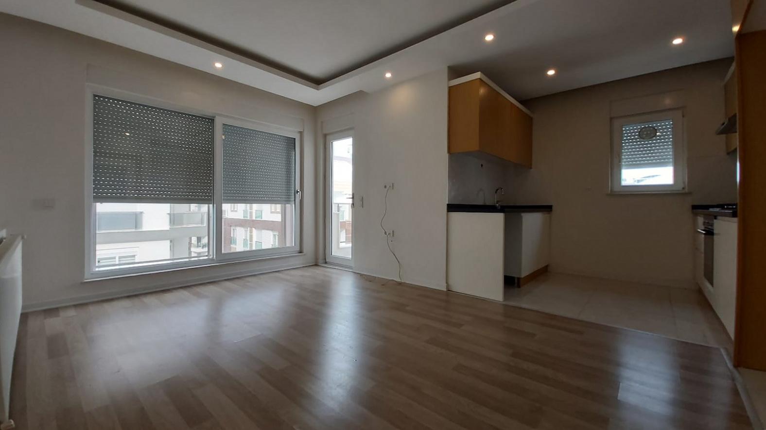 Продажа двухкомнатной квартиры с ГАЗОМ в Анталии — Sweet Corner (1+1)