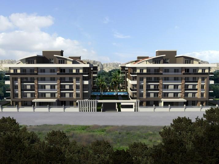 Продажа апартаментов в Анталии — Atlantis Residence (3+1 дуплекс)_I